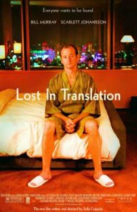 Lost in Translation Filmi