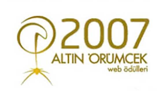 Altın Örümcek Sanat Kategorisi Ödülleri 2007