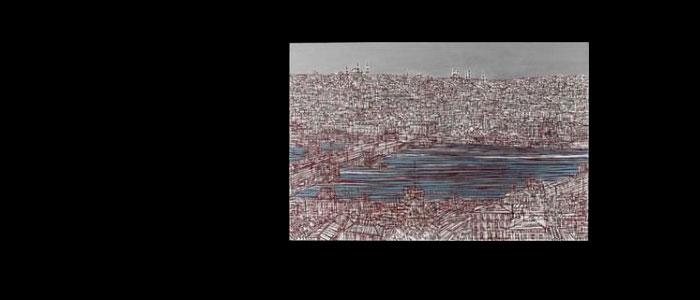 Devrim Erbil Ellinci Sanat Yılı Sergisi
