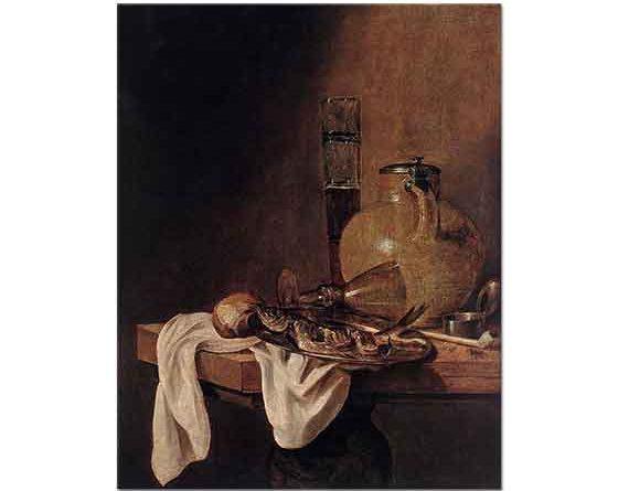 Abraham Hendrick van Beijeren Kahvaltı