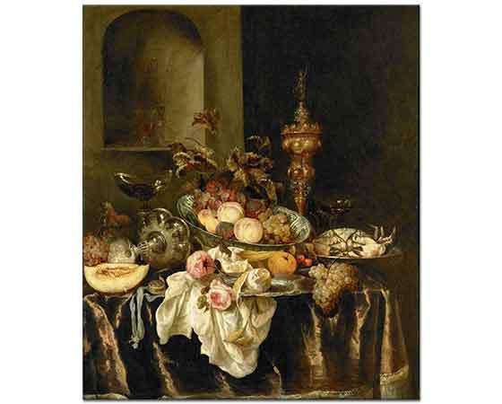 Abraham Hendrick van Beijeren Natürmort