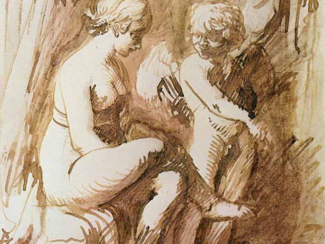 Adam Elsheimer Venüs tablosu