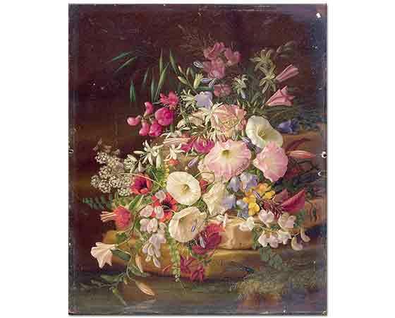 Adelheid Dietrich Çiçek Buketi