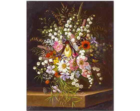 Adelheid Dietrich Kır Çiçekleri
