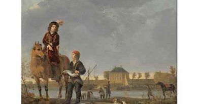 Aelbert Cuyp Pieter de Roovere Dordrecht Çevresinde