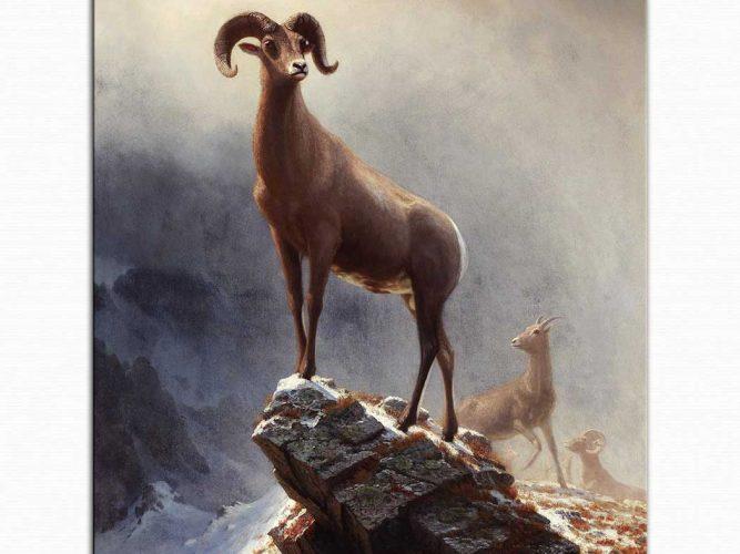 Albert Bierstadt Egemenlik