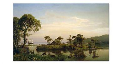 Albert Bierstadt Kısa Burun