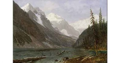 Albert Bierstadt Louise Gölü