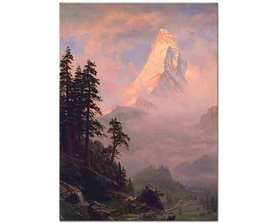Albert Bierstadt Matter Tepesi