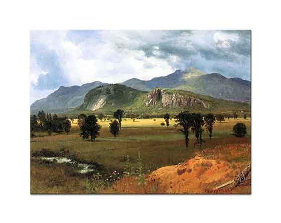 Albert Bierstadt Moat Dağları New Hampshire