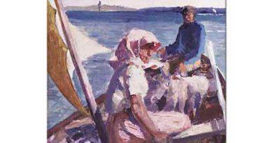 Albert Edelfelt Denizde