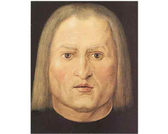 Albrecht Dürer, Adam Kafası