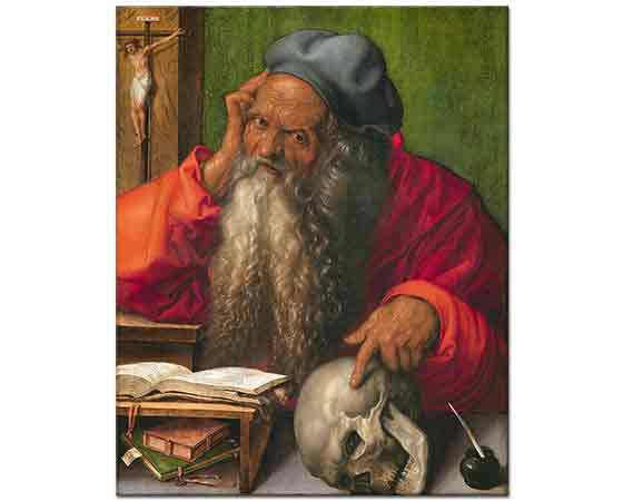 Albrecht Dürer, Aziz Hieronymus