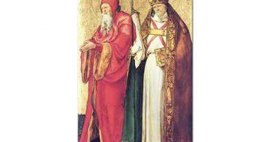 Albrecht Dürer, Aziz Simeon ve Aziz Lazarus
