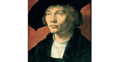 Albrecht Dürer, Bernhard von Reesen'in Portresi