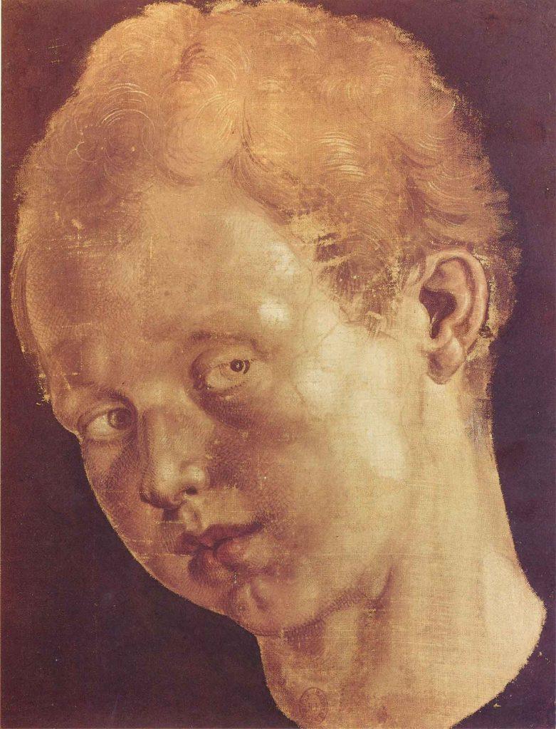 Albrecht Dürer, Çocuk Portresi