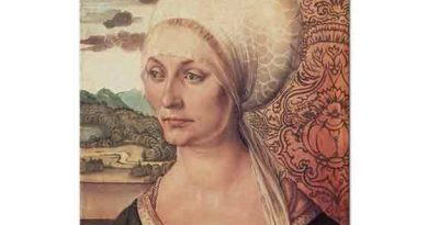 Albrecht Dürer, Elsbeth Tucher'in Portresi