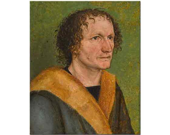 Albrecht Dürer, Erkek Portresi