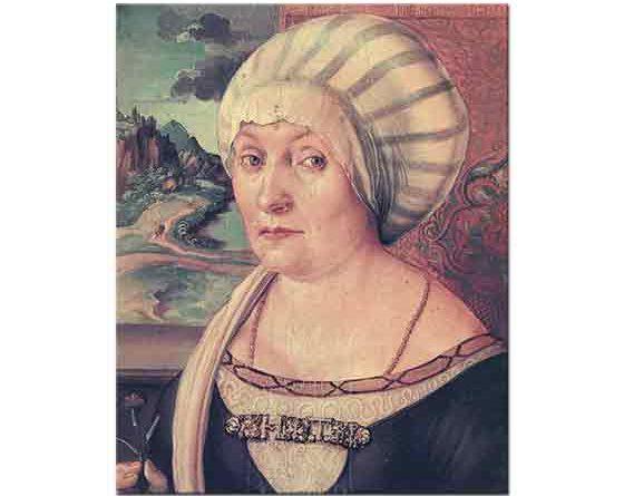 Albrecht Dürer, Felicitas Tucher