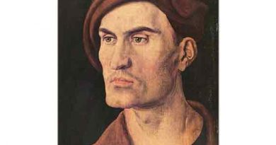 Albrecht Dürer, Genç Adam Portresi