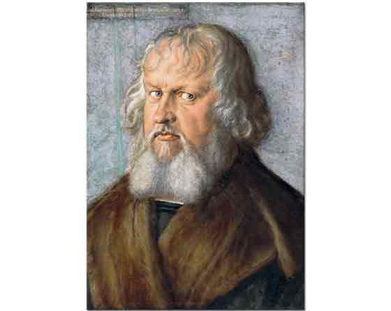 Albrecht Dürer, Hieronymus Holzschuher'in Portresi