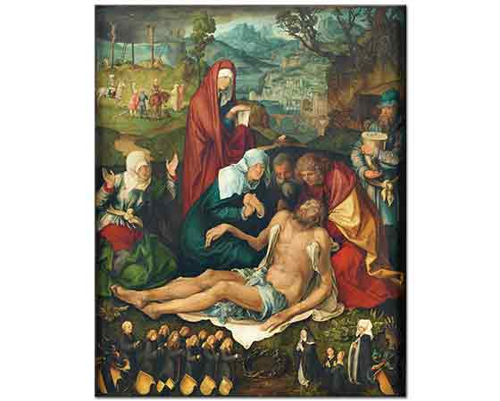Albrecht Dürer, Isa'ya Ağıt