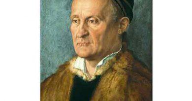 Albrecht Dürer, Jakob Muffel'in Portresi