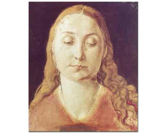 Albrecht Dürer, Kadın Kafası