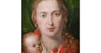 Albrecht Dürer, Karanfilli Meryem