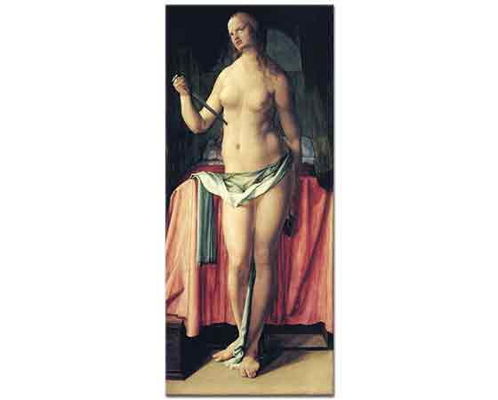 Albrecht Dürer, Lucrezia'nın intiharı