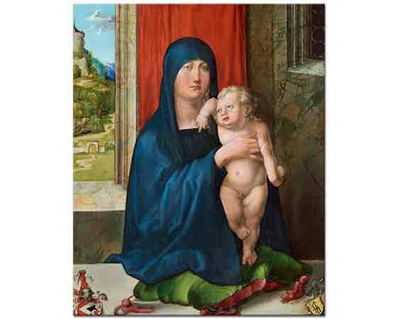 Albrecht Dürer, Meryem ve Çocuğu