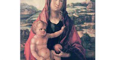 Albrecht Dürer, Meryem ve Çocuk Isa