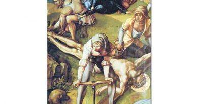 Albrecht Dürer, Meryem'in Yedi Çilesi Isa'nın Çarmıha Gerilmesi