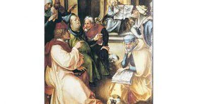 Albrecht Dürer, Meryem'in Yedi Çilesinden
