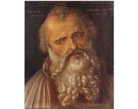 Albrecht Dürer, Oniki Havariden Biri Olan Philip
