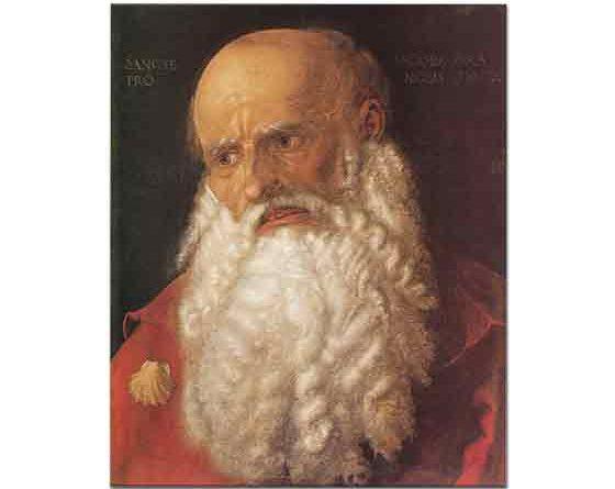 Albrecht Dürer, Oniki Havariden Biri Olan Yaşlı James