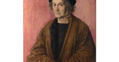 Albrecht Dürer, Sanatçının Babasının Portresi