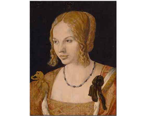 Albrecht Dürer, Venedikli Genç Kadın