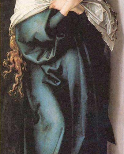 Albrecht Dürer Meryem'in Yedi Çilesi Çilelerin Annesi