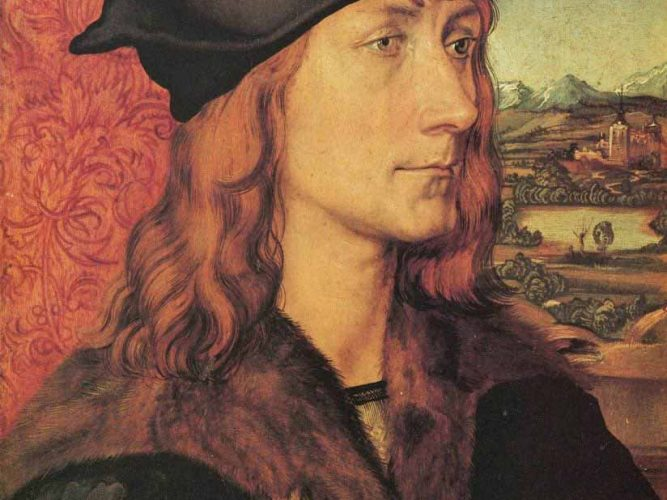 Albrecht Dürer Hans Tucher tablosu