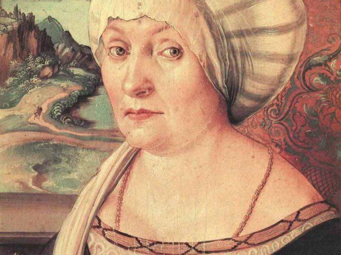 Albrecht Dürer Felicitas Tucher
