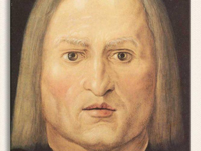 Albrecht Dürer Adam Kafası tablosu