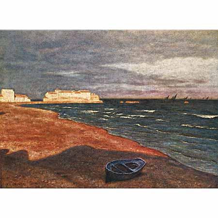 Aleksander Gierymski Deniz