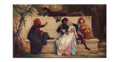 Alexandre Cabanel Floransalı Şair