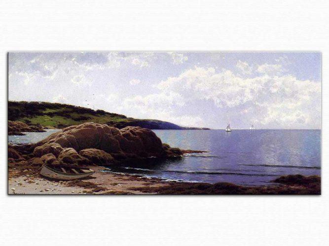 Alfred Thompson Bricher Baily Adası
