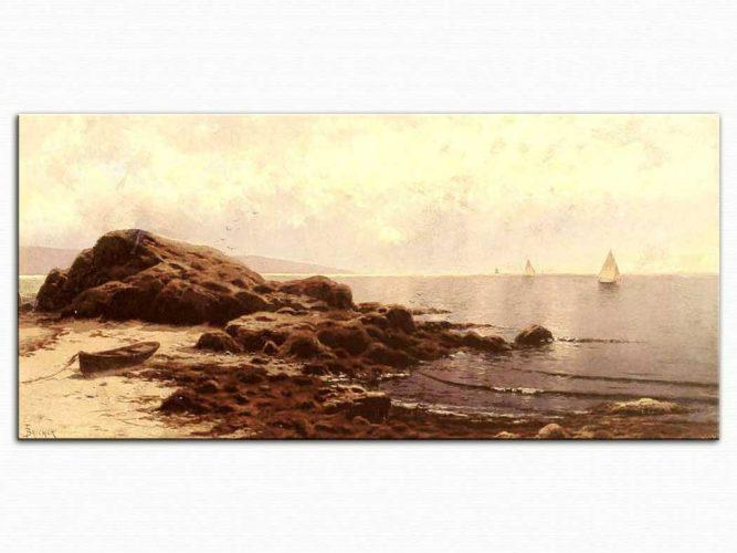 Alfred Thompson Bricher Baily Adasında