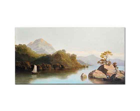 Alfred Thompson Bricher George Gölü