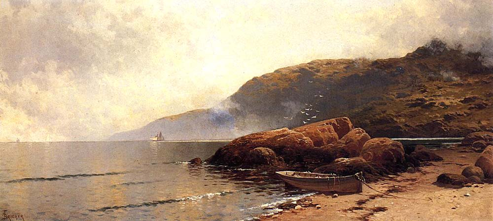 Alfred Thompson Bricher Grand Manan'da Yaz Günü