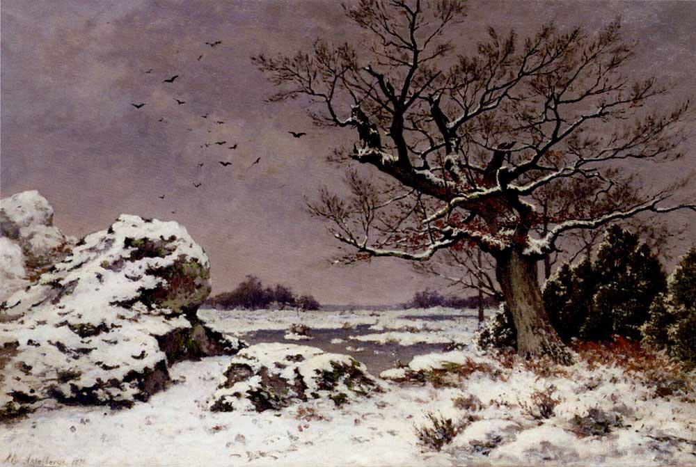 Alphonse Asselbergs Kış Günü
