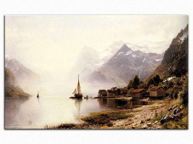 Anders Monsen Askevold Norveç Fiyortları